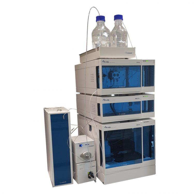 Evochrom Aromatics HPLC System - SA2400-3'