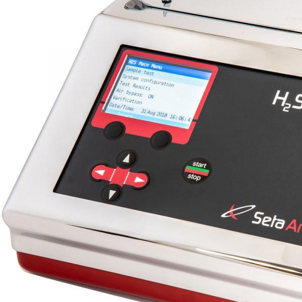 531: H2S Analyser