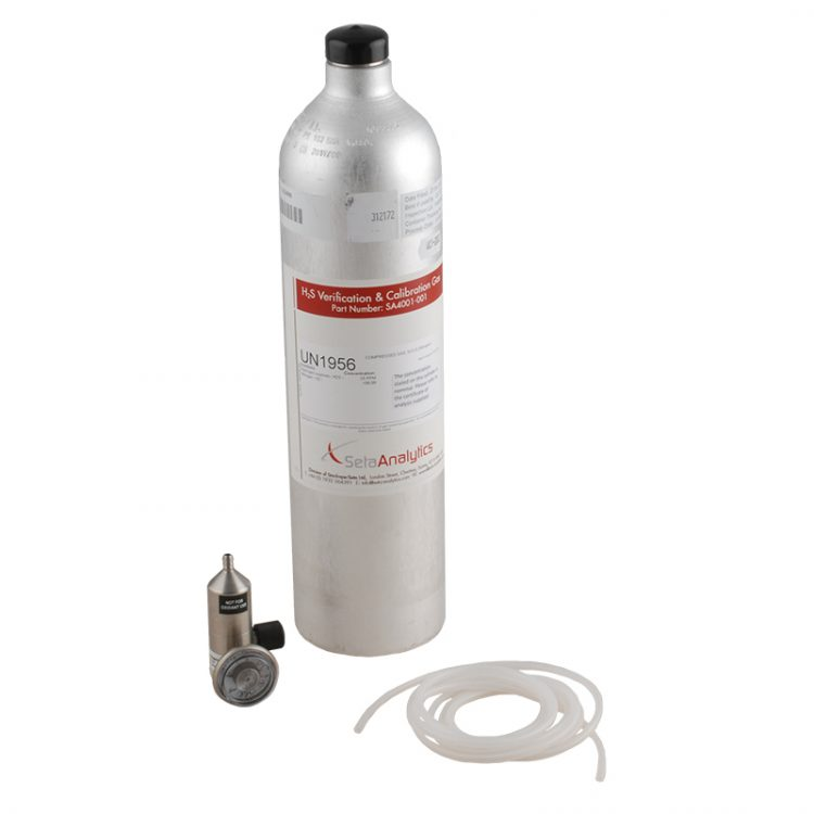 H2S Static Calibration & Verification Kit - SA4001-2 product image