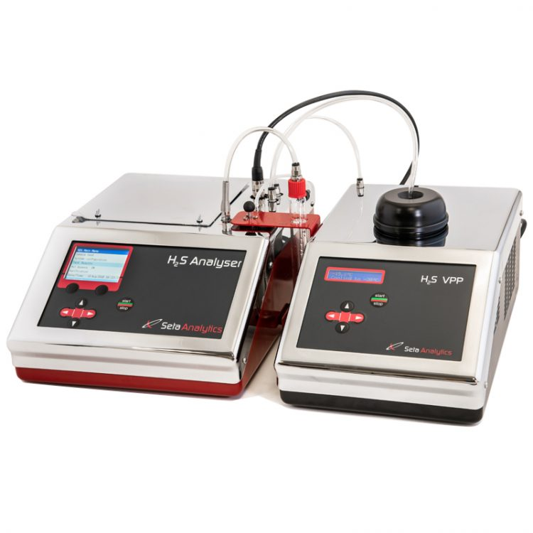 H2S Vapour Phase Processor (VPP) - SA4015-0'