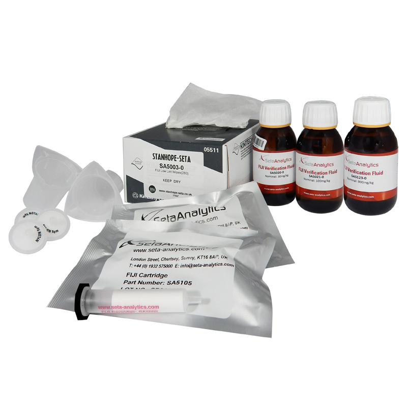 FIJI IP 583, ASTM D7797 and ASTM D7963 Starter Kit - SA5201-0 product image