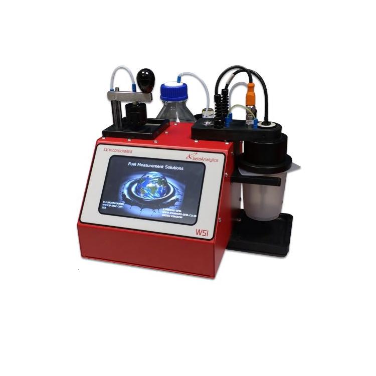 WSI Analyser - SA9000-0'