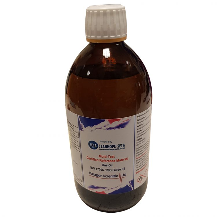 Multi Test CRM – Gas Oil 500 ml - SP9000-0'