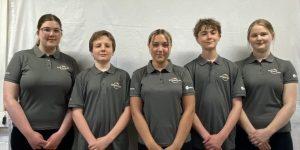 Team Imperium F1 in Schools Team sponsored by Stanhope-Seta
